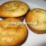 Babeczki - muffinki z mandarynkami i czekoladą