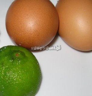 Babeczki - muffiny czekoladowe - składniki