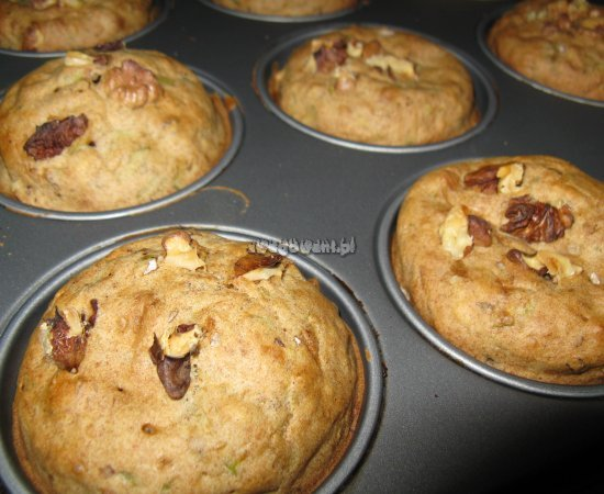 Gotowe muffinki