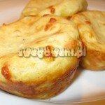 Babeczki ziemniaczano-serowe