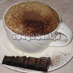 Cappuccino z czekoladą