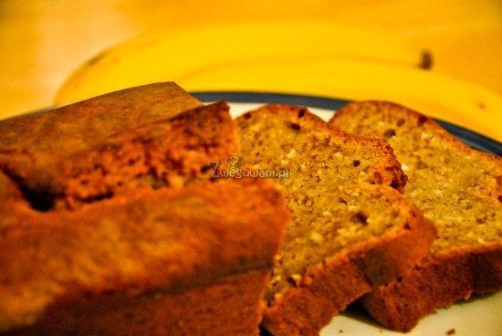 Chleb bananowy (ciasto bananowe)