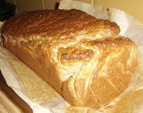 Chleb otrębowy po upieczeniu