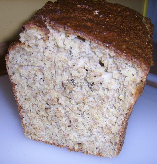 Chleb otrębowy