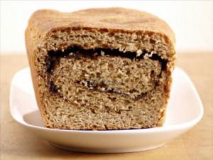 Chleb z czekoladą
