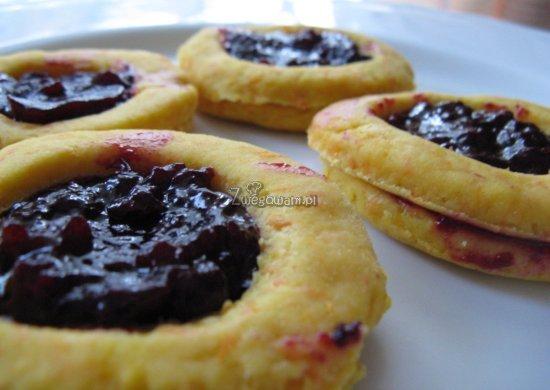 Ciasteczka marchewkowe przed pieczeniem