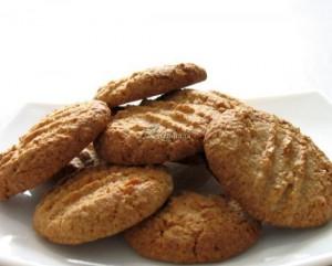 Ciasteczka z otrębami