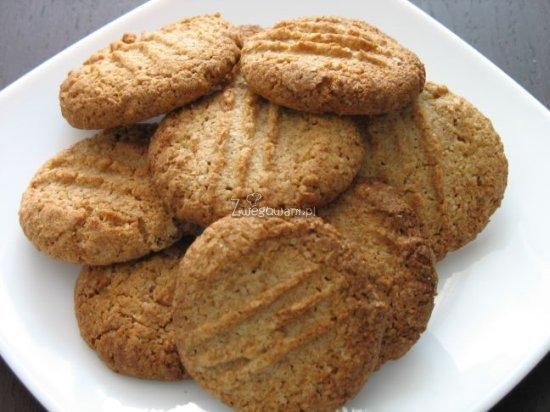 Ciasteczka z otrębów