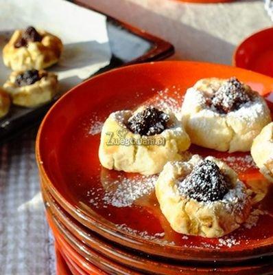 Ciasteczka z truskawkami
