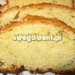 Ciasto majonezowe z bakaliami