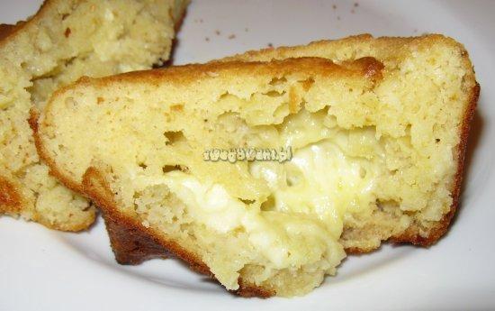 Ciasto z serem camembert