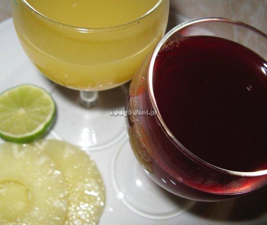 Drink - składniki