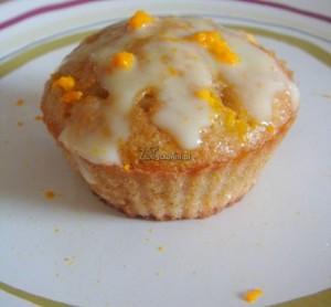 Dyniowe babeczki z sosem pomarańczowym