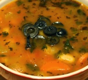 Fasolada – grecka zupa fasolowa