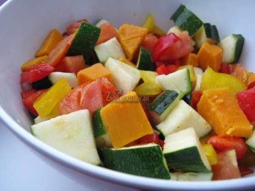 Nadzienie warzywne do frittaty