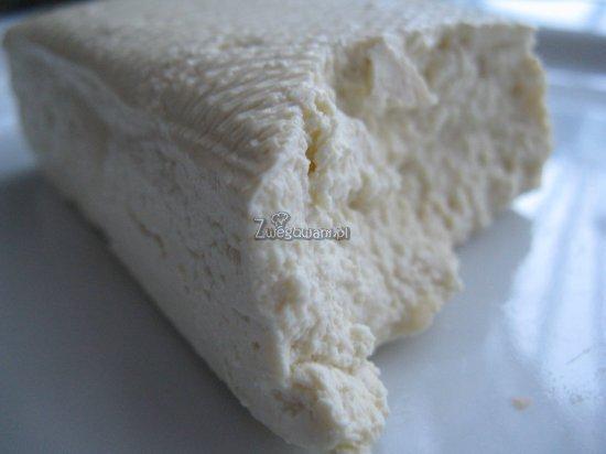 Frytki z tofu - składniki