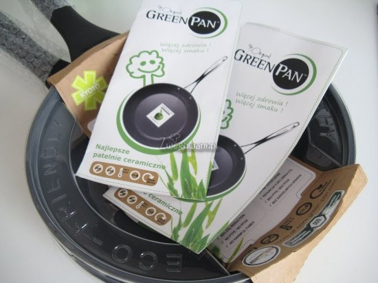 Patelnie GreenPan