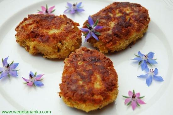 Groch z kapustą - kotlety wegetariańskie