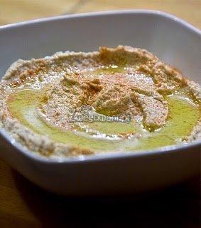 Hummus klasyczny - z ciecierzycy