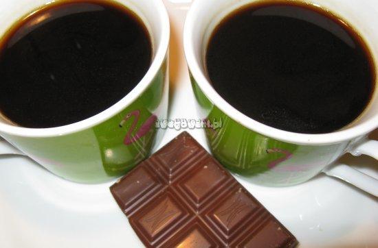 Kawa mrożona - składniki