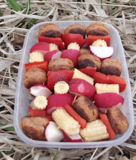 Koreczki piknikowe na majówkę