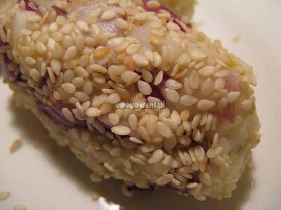 Kotlety ziemniaczane przed smażeniem