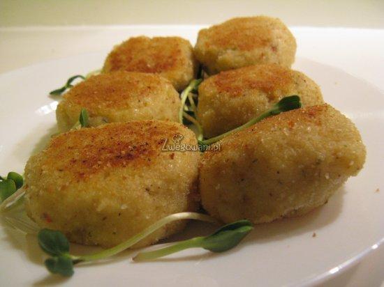 Gotowe kotlety wegetariańskie