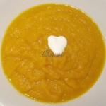 Kremowa zupa marchewkowa