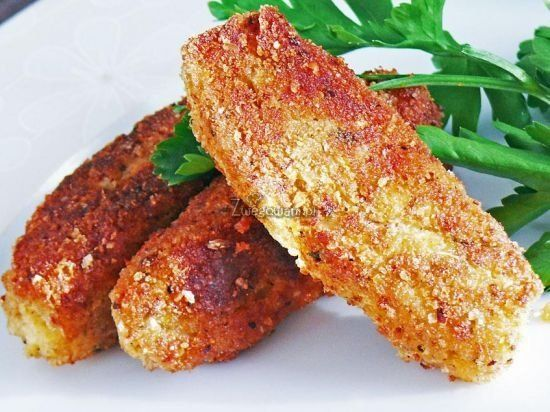 Krokiety z tofu i kapusty kiszonej