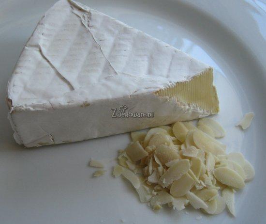 Krokiety ziemniaczane z serem camembert - składniki