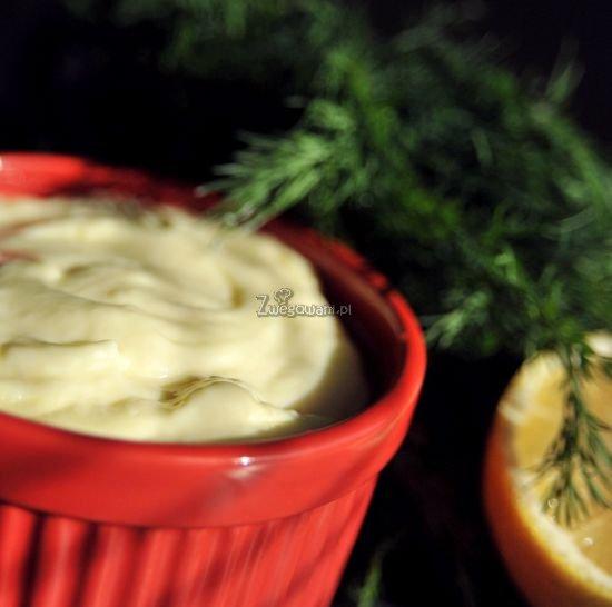 Majonez z ziemniaka (bez cholesterolu)