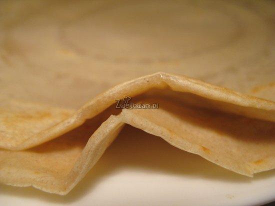Naleśniki z mąki gryczanej