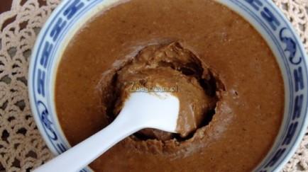 Orzechowy krem czekoladowy
