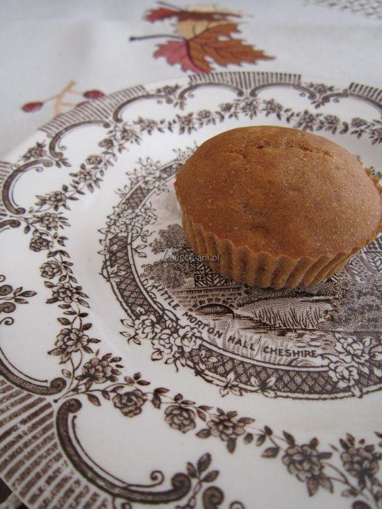 Pancakes pomidorowo-paprykowe w formie muffinów