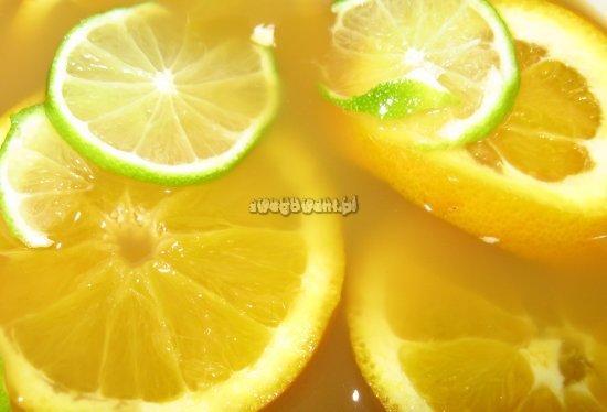 Poncz herbaciany z cytrusami