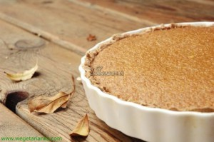 Pumpkin pie - ciasto z dyni