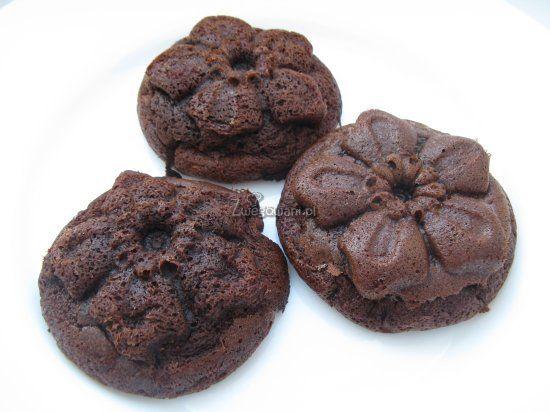 Sufleciki czekoladowe