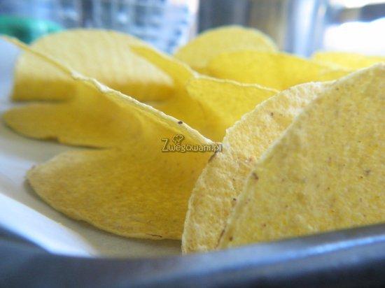 Tortille przed podgrzaniem