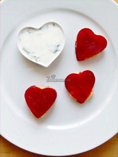 Walentynkowe ravioli