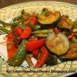 Warzywne chop suey