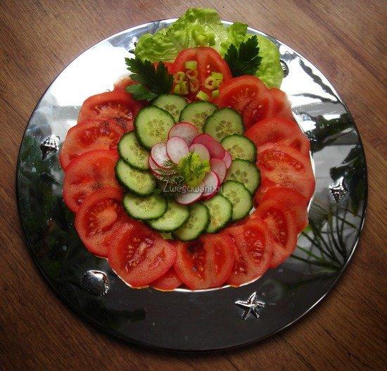 Zakręcone warzywka