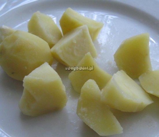 Zapiekanka z ziemniaków purée - składniki
