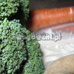 Zupa brokułowa - składniki