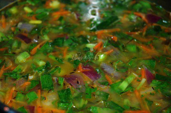 Zupa z lubczyka